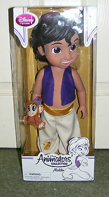 Disney Animators Collection - Aladdin - New & Boxed