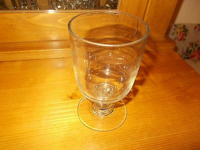 Antique Drinking Glass/goblet