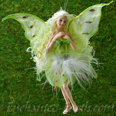 New Enchanted Forest Collectable Fairy - Meadow -The Magical Spell Fairy-  FS602