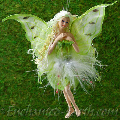 New Enchanted Woodland Collectable Fairy - Meadow - The Magical Spell Fairy