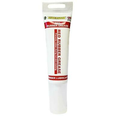 Red Rubber Grease Multi Purpose 80mL Prevent Rubber Drying, Hardening & Cracking