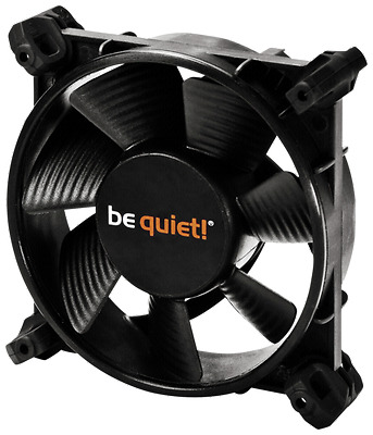 BE QUIET!-SILENT WINGS 2 PWM 80 MM, GEHäUSELüFTER-HARDWARE/ELECTRONIC BE QU NEW