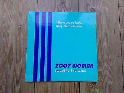 Zoot Woman ‎– Sweet To The Wind EP : Wall Of Sound TRIP HOP