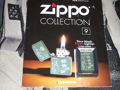 ZIPPO LIGHTER honouring:D-Day-Issue 8:style-new-ZIPPO LIGHTER and magazine-new