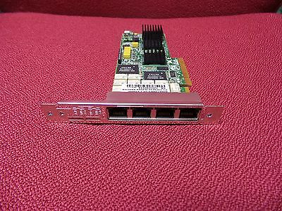 Riverbed Quad Port GigaBit RJ45 Copper ByPass PCI-e 8x NIC Card - 410-00103-01