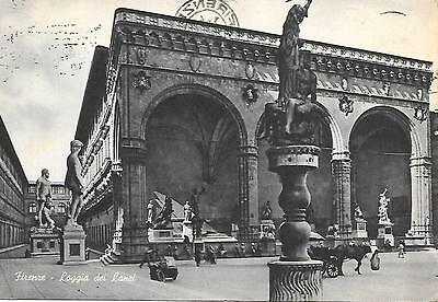 Florence - Lanzi Gallery  - Posted Postcard