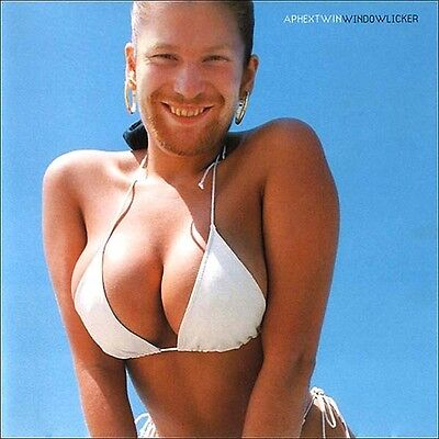 "APHEX TWIN Windowlicker 12"" VINYL 2000"