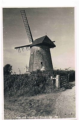 ISLE OF WIGHT - THE OLD WINDMILL, BEMBRIDGE, 1910s