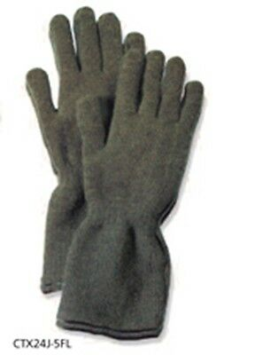 CARBTEX GLOVES- Heat Resistant Welding Gloves-Large