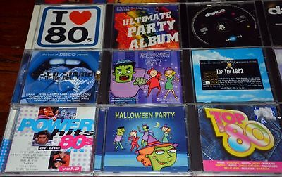 30 Cd Compilation Anni 70/80 Disco Funky One Shot
