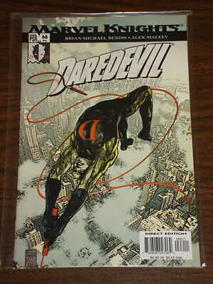 Daredevil Man Without Fear #66 Vol2 Marvel December 2004