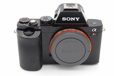 Sony Alpha 7R A7R 36.4MP Digital SLR Camera - Black (Body Only)