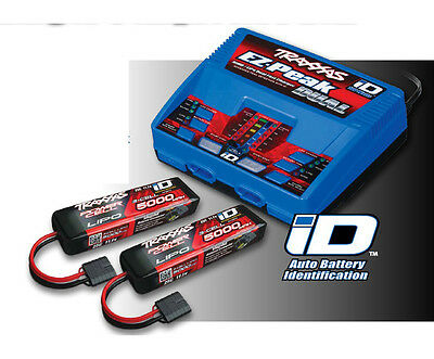 Traxxas 2990 X-Maxx Battery And Charger Completer Pack TRA2990