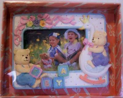 "Nursery Rhyme Baby Picture Frame  3.5"" x 5"" A"