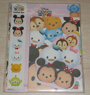 Disney Mickey TSUM TSUM Letter Set