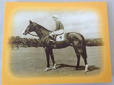 Racehorse Winners of the 1960s Horse Racing Cards 2007
