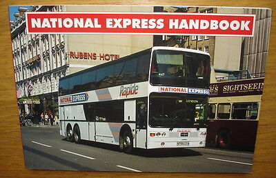National Express Handbook. 1998, 4th edition. 80 pages. Capital Transport 1998