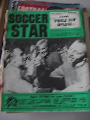5.8.1966 Soccer Star Inside World cup Special