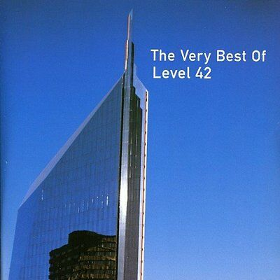 LEVEL 42 THE VERY BEST OF CD ALBUM (1998) (Greatest Hits)