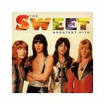 Sweet - The Greatest Hits NEW CD