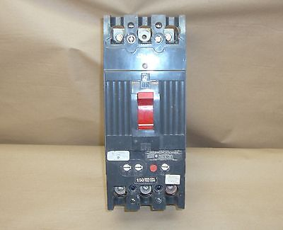 General Electric GE THFK236F000 Circuit Breaker 150 Amp 3 Pole 600 Volt AC Mag