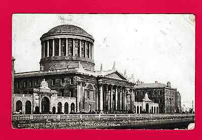 Dated 1907. Four Courts, Dublin , Ireland.