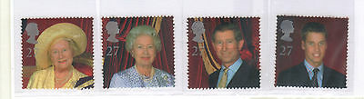 GB used stamps  Queen Elizabeth the Queen Mother 100th BIRTHDAY