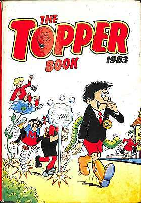 The Topper Book 1983 (Annual), Good Condition Book, D C Thomson, ISBN