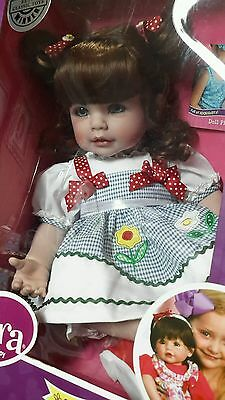 """Adora """"Daisy Delight"""" 20'' Baby Doll, Red Hair  with Blue Eyes NRFB"""