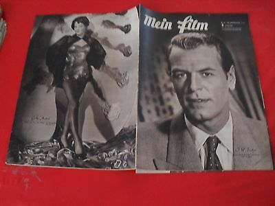 Mein Film 3/1952 Cover O.W. Fischer RS Gaby André