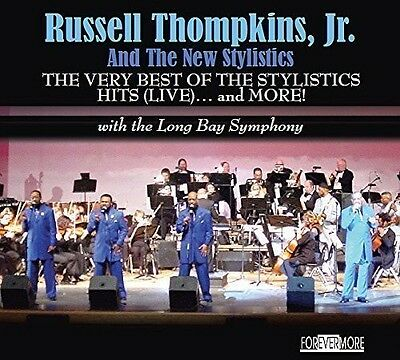 Thompkins Jr. / Russ - Very Best of the Stylistics Hits (Live) & More [New CD]