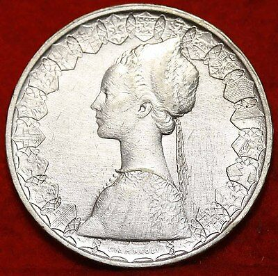 1958 Italy 500 Lire Silver Foreign Coin Free S/H