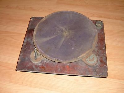 Garrard Wind Up Record Player for parts