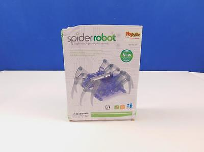 Playwrite 478 - Spider Robots Science Kit Build it And Play With it, ENGLISH