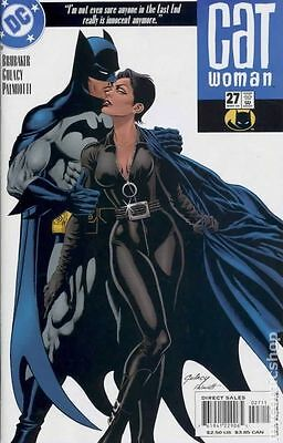 Catwoman (2002 3rd Series) #27 FN
