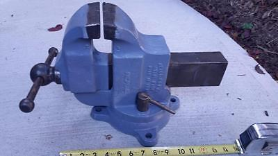 "Athol No.324X Vise 4"" jaws Machinist Vise NICE MADE IN USA"