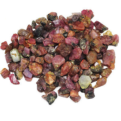 400.00 CT. Unheated ROUGH RED RUBY a278