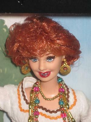 2005 I LOVE LUCY Barbie Doll Lucille Ball The Operetta Episode 38 #G8057  NRFB