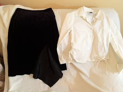 Amy Byer Girls Size 8 / 10 Skirt / Top Outfit - Christmas Holiday Outfit