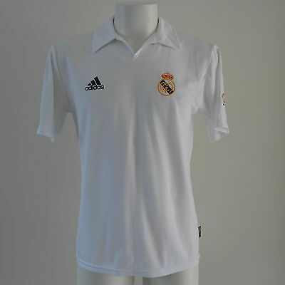 Real Madrid 1902 2002 Centenary original HOME Football Shirt