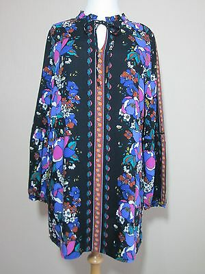 Ladies Tunic / Blouse / Top size 12 by Tu / Work / Casual
