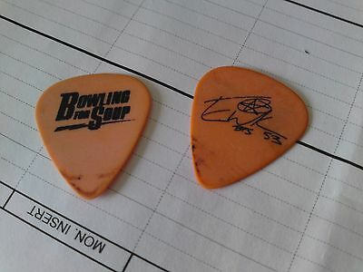 Bowling For Soup -Erik Chandler Personal Plectrum - Used @ Download 2011