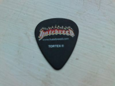 Hatebreed Personal Plectrum Used@download Festival 2004