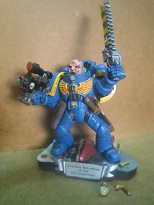 Sideshow ++ Brother Amadeon of the Ultramarines ++
