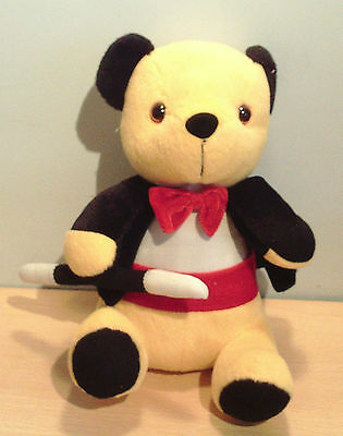 SOOTY 'Magician' Soft Toy VGC 2008 Cadell's