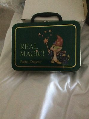 pocket dragon Real Magic In Tin Case And Box