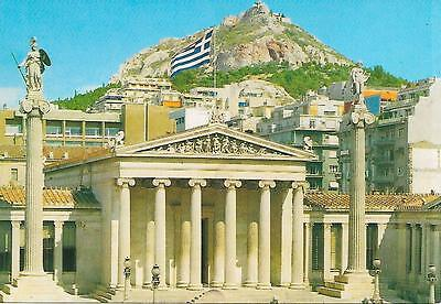 Athens - The Acadamy - Unposted Postcard