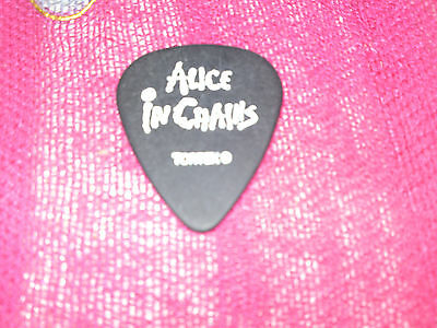 Alice In Chains Personal Plectrum - Mike Inez