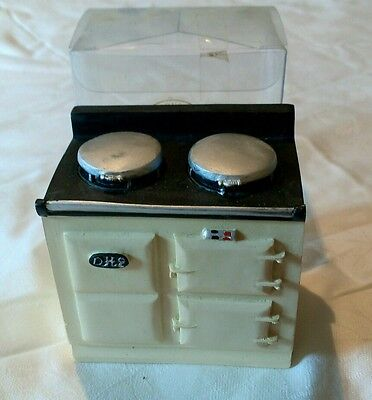 BNIP.Cream Stove for dolls house by,The Dolls House Emporium