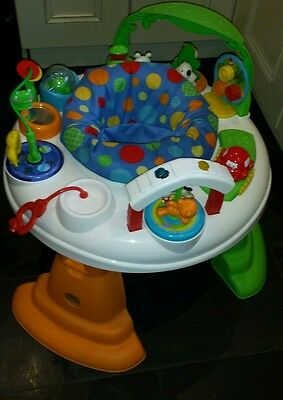 Fisher Price baby activity centre seat